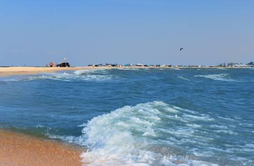 Все пляжи станицы Должанская и косы 32