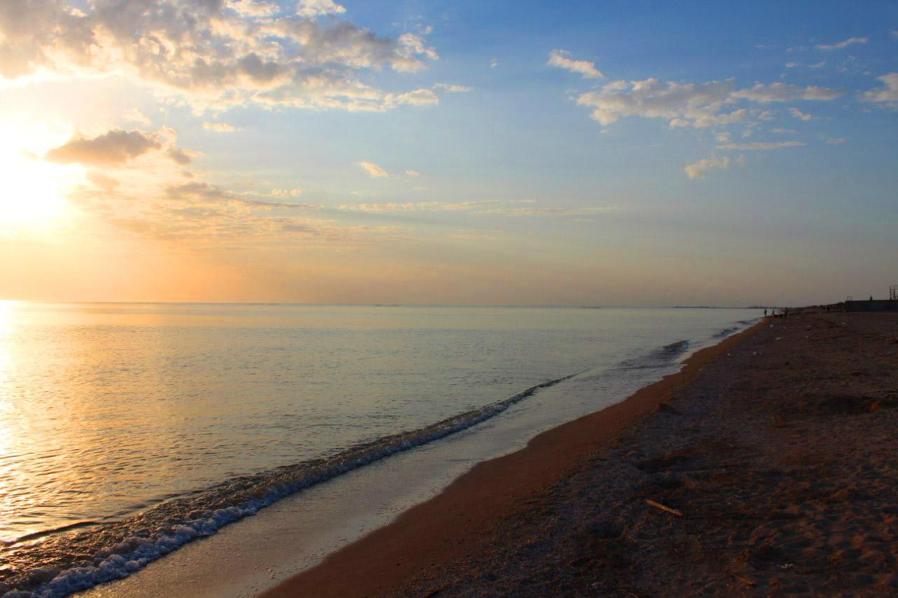 Все пляжи станицы Должанская и косы 7